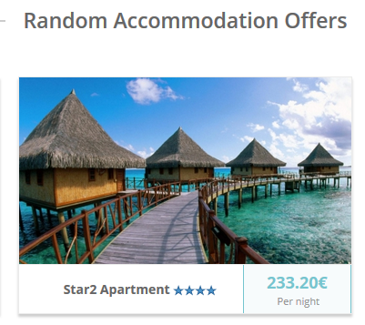 random accommodation
