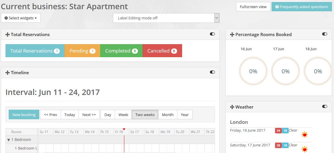 Jomres - Open Source Online Booking System for Joomla & WordPress - Features